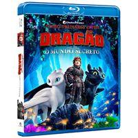 Como Treinares o Teu Dragão 3: O Mundo Secreto - Blu-ray