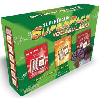 SuperTmatik Pack Vocabulário