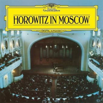 Horowitz in Moscow - LP