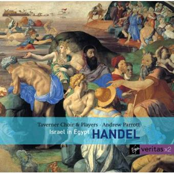 Handel   Israel In Egypt (2CD)