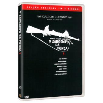 O Sargento da Força 1 - Edição Especial (DVD)