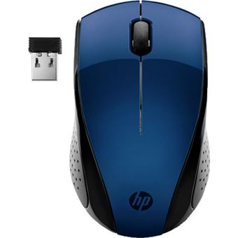 Rato Wireless HP 220 - Lumiere Blue