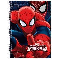 Caderno Quadriculado Ultimate Spider-Man A5