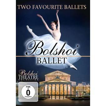 Bolshoi Ballet Two Favorites Ballets