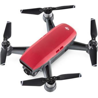 Drone DJI Spark - Vermelho