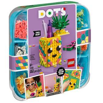 LEGO DOTS 41906 Porta-Lápis Ananás