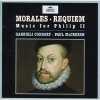 Music for Philip II - CD