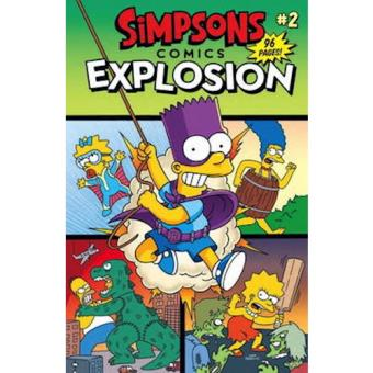 Simpsons Comics Explosion - Book 2