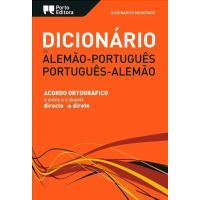 Dicionário Moderno de Alemão/Português - Português/Alemão