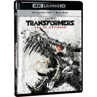 Transformers 4 Era da Extinção - 4K Ultra HD + Blu-ray