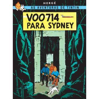 Tintin: Voo 714 Para Sydney