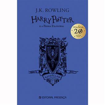 Harry Potter e a Pedra Filosofal 20 Anos: Ravenclaw