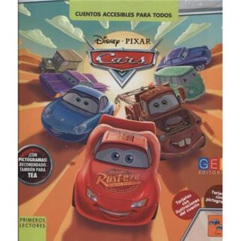 Cars-cuentos accesibles para todos