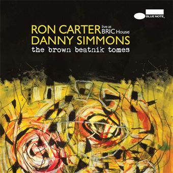 The Brown Beatnik Tomes: Live at BRIC House, Brooklyn, New York 2015 - CD