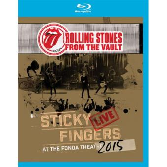 From The Vault: Sticky Fingers – Live At The Fonda Theatre 2015 (BD)
