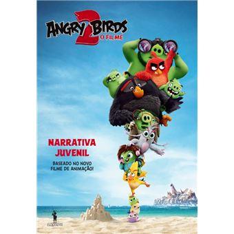 Angry Birds 2: o Filme   Narrativa Juvenil