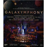 Galaxymphony - Blu-ray