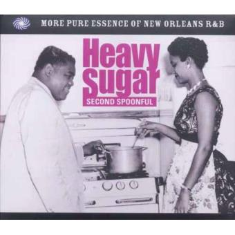 Heavy Sugar: Second Spoonful - More Pure Essence Of New Orleans R&B (3CD)