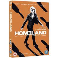 Homeland - Season 7 - 4DVD Importação