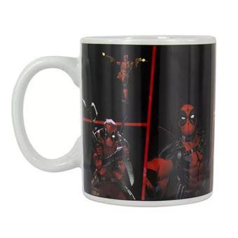Caneca Termosensível Deadpool