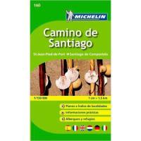 Michelin: Camino de Santiago