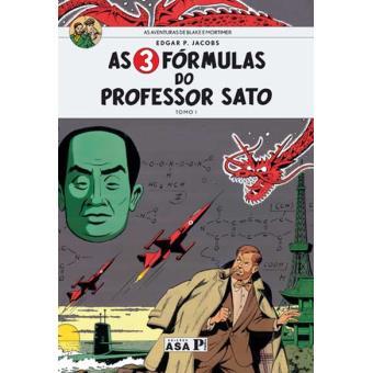 As 3 Fórmulas do Professor Sato Vol 1
