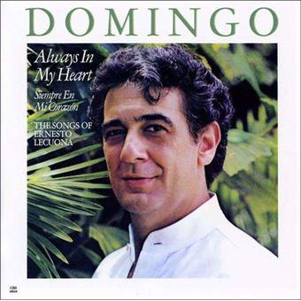 Ernesto Lecuona: Always in my Heart - CD