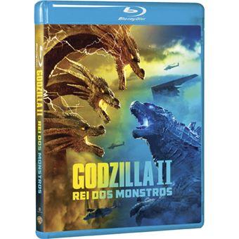 Godzilla II: Rei dos Monstros - Blu-ray