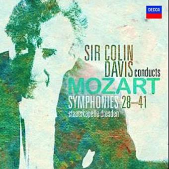 Mozart | Late Symphonies Nos. 28-41 (5CD)