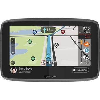 GPS Tomtom Go Camper