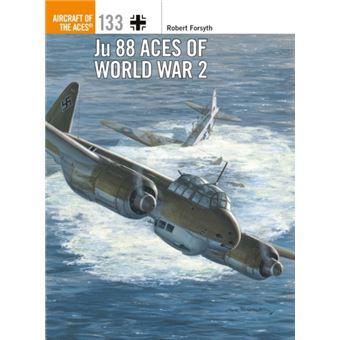 Ju 88 aces of world war 2