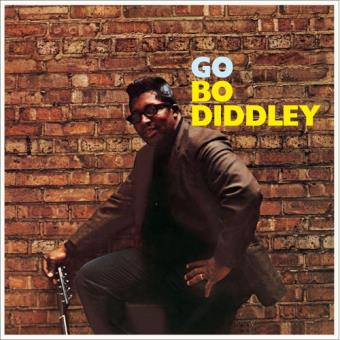 Go Bo Diddley - LP
