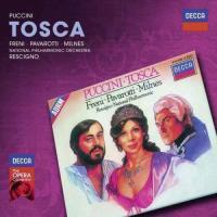 Puccini: Tosca - CD