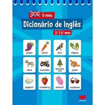 O Meu Dicionário de Inglês - 3º e 4º Ano