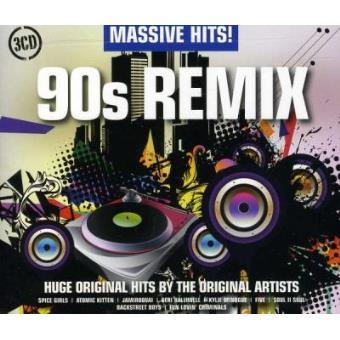 Massive Hits! - 90s Remix (3CD)