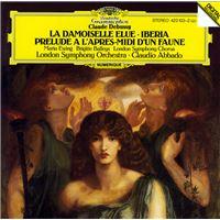 Claude Debussy: La Damoiselle Elue - CD