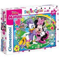 Puzzle Maxi Minnie - 104 Peças - Clementoni