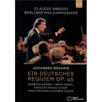 Ein Deutsches Requiem op.45 - DVD