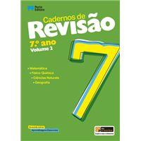Cadernos de Revisão - 7º Ano Vol 2