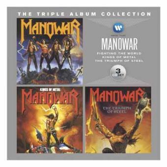 Triple Album Collection (3CD)