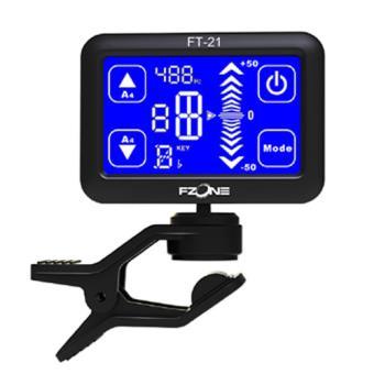 Afinador Digital Tactil FT-21 FZONE