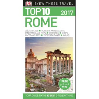Eyewitness Top 10 Travel Guide - Rome 2017