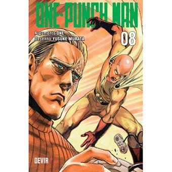 One-Punch Man - Livro 8