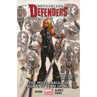 Fearless Defenders Vol 2
