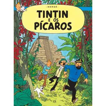 Tintin e os Pícaros