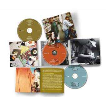 Endtroducing (20th Anniversary Edition)(3CD)