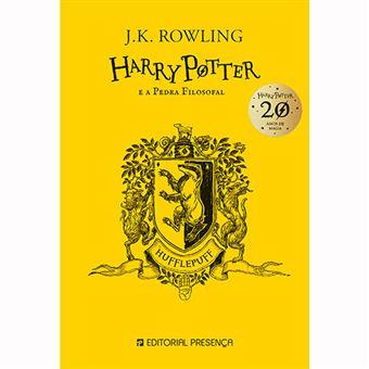 Harry Potter e a Pedra Filosofal 20 Anos: Hufflepuff