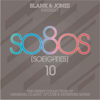Present So8os [So Eighties] 10 (Deluxe Edition) (3CD)