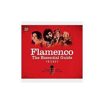 Trilogy - The Essential Flamenco (3CD)