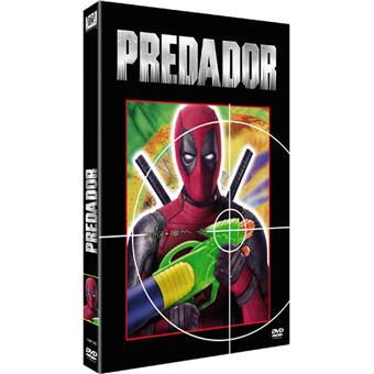 Predador - Edição Photobomb - DVD